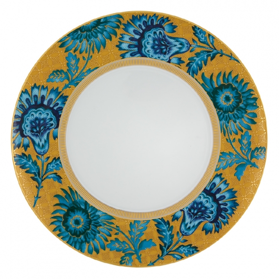 Gold Exotic Charger Plate Set of 2