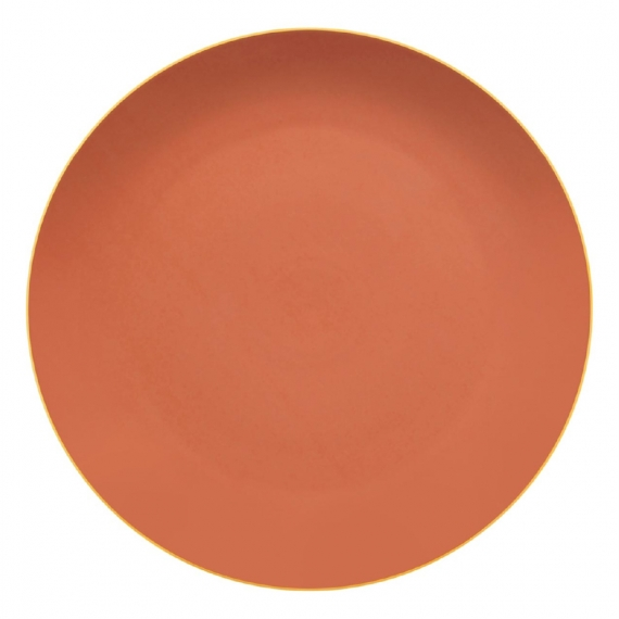 Mar Charger Plate Salmon Set of 2