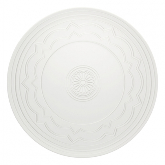 Ornament Charger Plate Set of 4