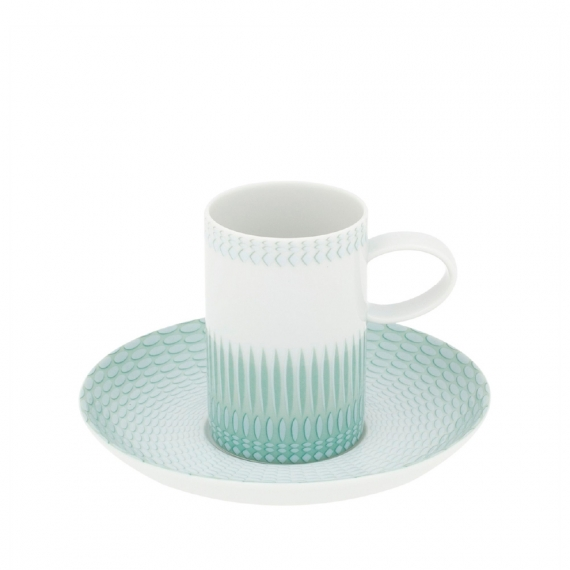 Venezia Coffee Cup and Saucer Set of 4