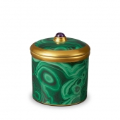 L'Objet Malachite Scented Candle