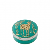 Golden Round Box Sheep