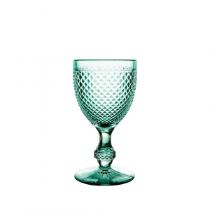 Vista Alegre Bicos Set With 4 Water Goblets