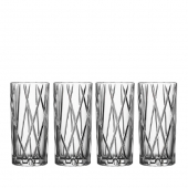 City Highball Set Of 4