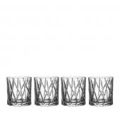 City Old Fashioned Set Of 4