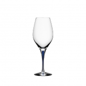 Orrefors Intermezzo Blue Wine Clear