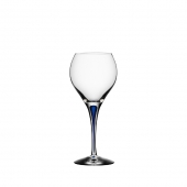 Orrefors Intermezzo Blue Sweet Wine Clear