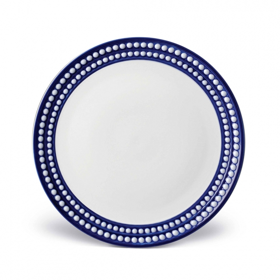 Perlée Dinner Plate - Blue