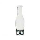 Orrefors Intermezzo Blue Wine Carafe Clear