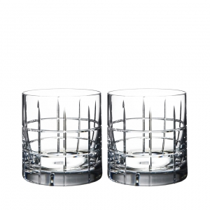 Street Double Old Fashioned Pair