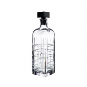 Orrefors Street Decanter Clear