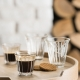 La Rochere Zinc Espresso Cup Set Of 6 Clear