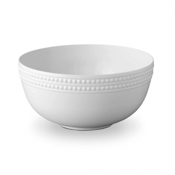 Perlée Serving Bowl - White