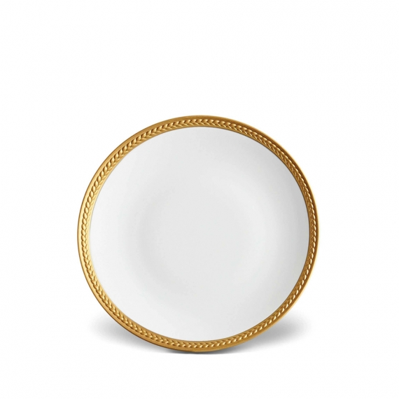 Soie Tressée Bread and Butter Plate - Gold