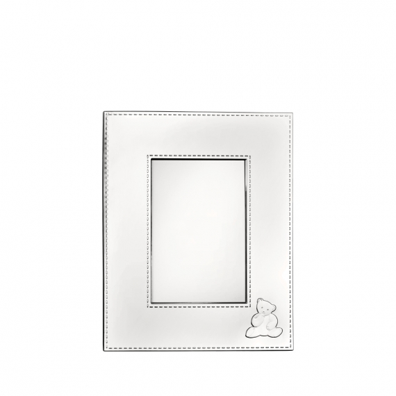 Charlie Bear Silver-Plated Picture Frame