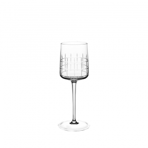 Graphik Crystal Red Wine Glass