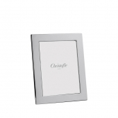 Christofle Fidelio Silver-Plated Picture Frame Silver