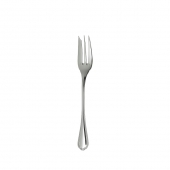 Christofle Spatours Silver-Plated Serving Fork Silver