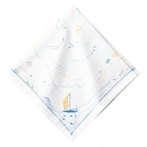Country Estate Seaside Napkin Set Of 4