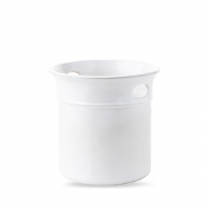 Puro Whitewash Utensil Crock