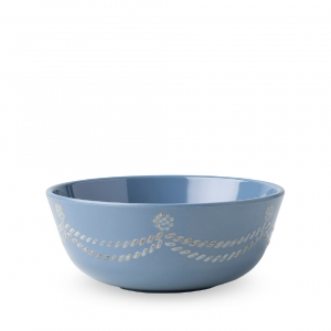 Berry & Thread Chambray Melamine Cereal / Ice Cream Bowl Set Of 8