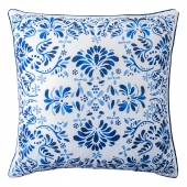 Juliska Iberian Journey Indigo Pillow