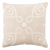 Berry & Thread Natural Pillow