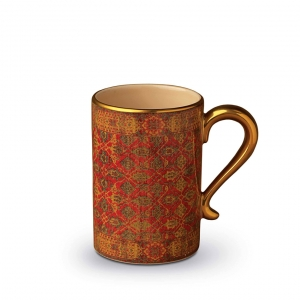 L'Objet Tabriz Mugs Set of 4