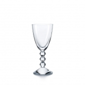 Baccarat Véga White Wine Glass Clear