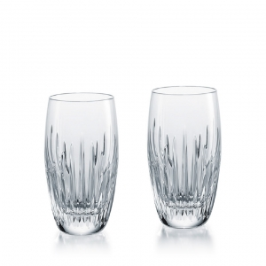 Baccarat Masséna Highball Set Of 2 Clear