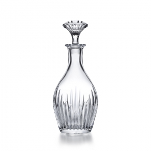 Baccarat Masséna Whiskey Decanter Clear