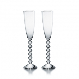 Baccarat Véga Flutissimo Set Of 2