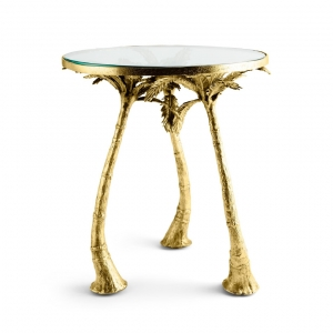 Palm Accent Table