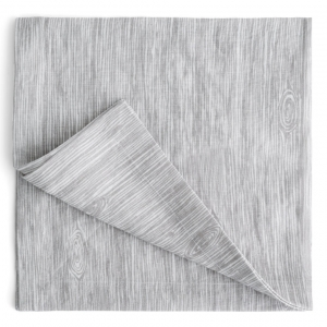 Woodgrain Dinner Napkins Set Of 4