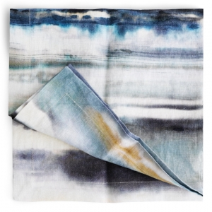 After The Storm Dinner Napkins Set Of 4