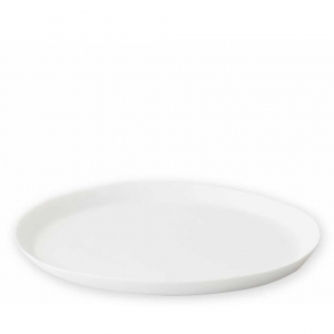 Tina Frey 22 Inch Large Round Sculpted Tray