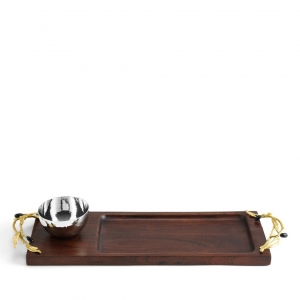 Olive Branch Dipping Board