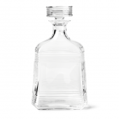 Ralph Lauren Bentley Crystal Decanter