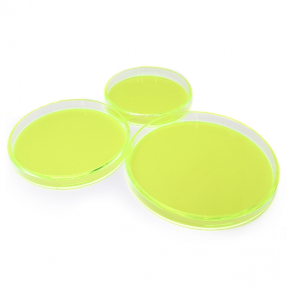 Fearless Round Nesting Trays Set of 3