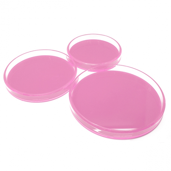 Voltage Round Nesting Trays Set of 3