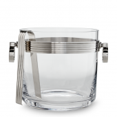 Ralph Lauren Bentley Ice Bucket and Tongs