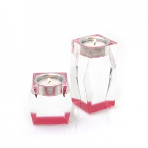 Votives Rose Candleholder - Short