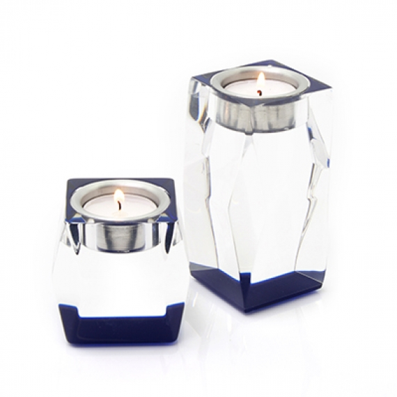 Votives Blue Candleholder