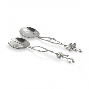 White Orchid Serving Set