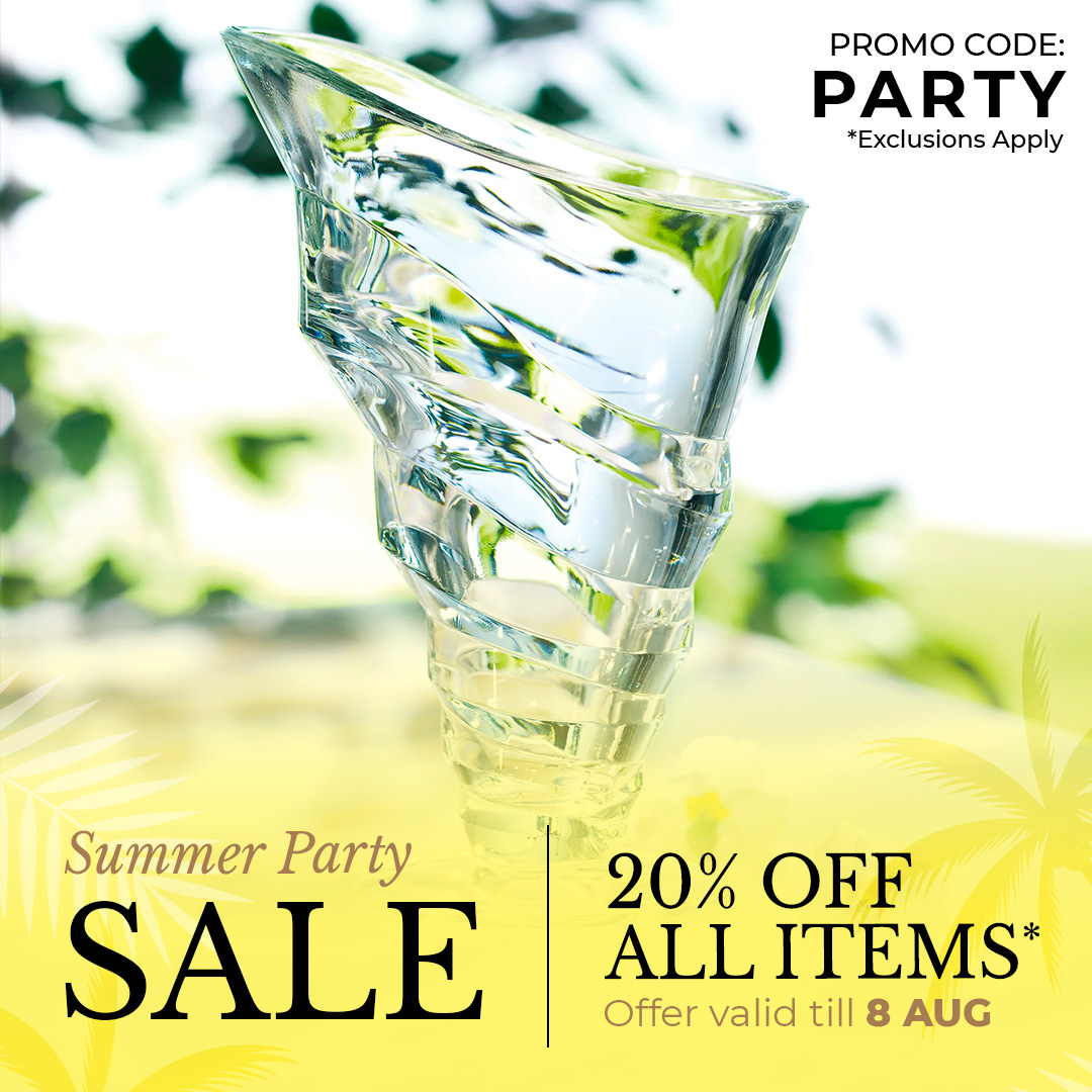 Summer Party Sale